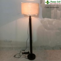 Lamp Stand with Shed