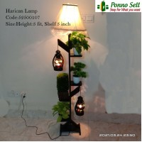 Harican Lamp With Shed